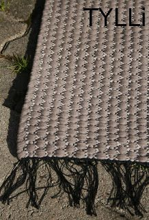 Beige käytävämatto Woven Rug, Carpets, Weaving, Beige, Rugs, Classic, Pattern, How To Make, Spinning