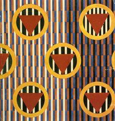 Liubov Popova, textile design