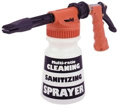 Roof Cleaning Applicator - Multi-Ratio