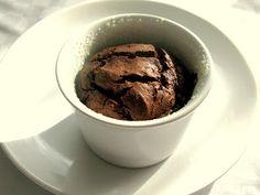 Tömör-gyönyör: csokoládé szuflé | Bonnie konyhája