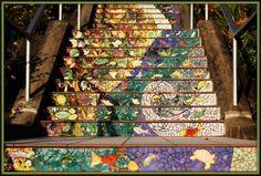 São Francisco, Estados Unidos | As escadas mais coloridas do mundo - Yahoo Finanças