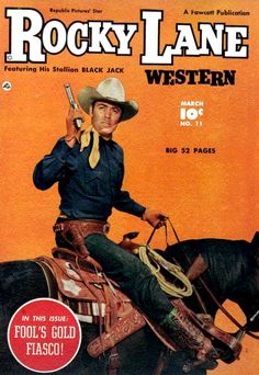 COMIC BOOK JONES: When The West Was Really Wild