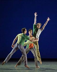 Sascha Radetsky, Alexandre Hammoudi, Daniil Simkin, American Ballet Theatre. Photo- Mikhail Logvinov