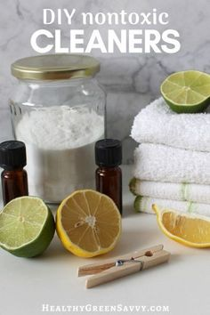 Homemade and green cleaners are safer than chemical cleaners, and they'll save you money also! Here's what you need to know to get started cleaning green. #healthyhome #nontoxic #greencleaning #nontoxiccleaning #health #greenliving Green Cleaning, Spring Cleaning, Giving Up Smoking, Lung Infection, Homemade Cleaning Products, Liquid Castile Soap, Cleaners Homemade, Body Organs, Laundry Detergent