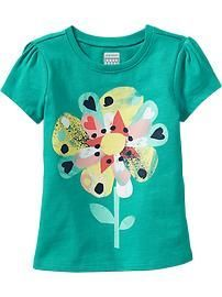 Image result for toddler girl graphic tees