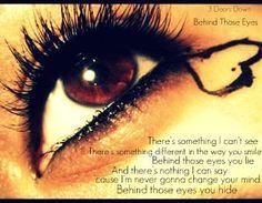 Behind Those Eyes - 3 Doors Down