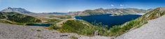 Mount St Helens National Volcanic Monument - Panorama from Windy Ridge  NF 99