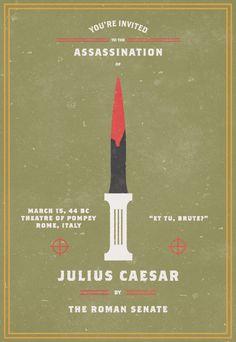 Assasination of Juliis Caesar, Evan Stremke