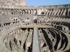 The Colosseum: Rome