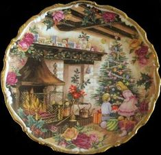 Royal Albert Collector Plates - Christmas Plates