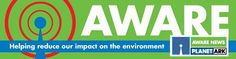 Aware - Helping reduce our impact on the environment