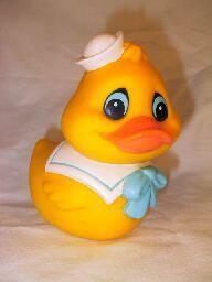 Chubby sailor duck