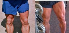 I used this Lower Body Workout to rebuild my leg muscles, at age 50, after an injury which ruptured the quadriceps tendons on both legs.