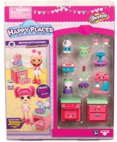 Shopkins Happy Places