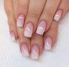 French ombre Missfancynails                                                                                                                                                                                 More