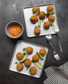 Boulettes carottes-feta-menthe : voilà la recette parfaite, tout en simplicité et en originalité !