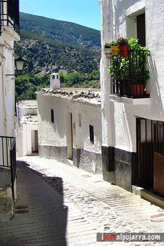 Calle de Trevélez