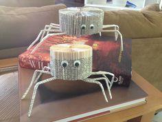 Reading With Scissors: book spirals