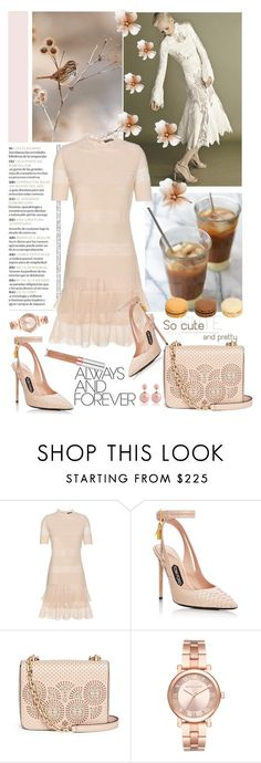 """""""..."""" by hani-bgd ❤ liked on Polyvore featuring Alexander McQueen, Tory Burch, Michael Kors and AlexanderMcQueen"""