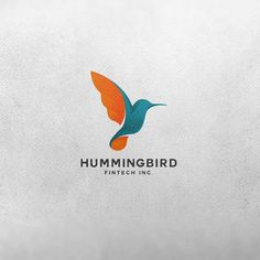 Design a bright and fun hummingbird themed logo for a startup by Vectorial Horizon
