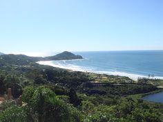 O Sul do Brasil é a coisa mais linda. Esta vista é da Praia do Rosa, do hotel Caminho do Rei. Santa Catarina, Junho, 2009.