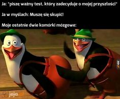 Very Funny Memes, Haha Funny, Funny Lyrics, Polish Memes, Weekend Humor, Funny Mems, Everything And Nothing, School Memes, I Laughed