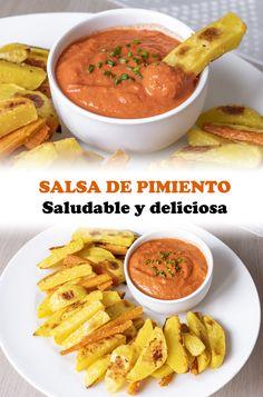 Tapas, Guacamole, Vegetarian Recipes, Snack Recipes, Healthy Snacks, Healthy Eating, Good Food, Yummy Food, Cravings