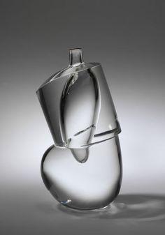 Cristallo Sommerso N.48 - Scolpito | Yoichi Ohira | V&A Search the Collections