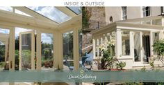 This  conservatory on a listed building in the city of Bath is just what the client wanted: https://www.davidsalisbury.com/case-studies/conservatories/courtyard-conservatory-bath