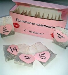 100 идей ко Дню Святого Валентина