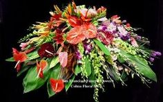 Exotic Assortment Casket Spray Funeral Flowers, Sympathy Flowers, Funeral Flower Arrangements from San Francisco Funeral Flowers.com Search for chinese funeral, sympathy funeral flower arrangements from our SanFranciscoFuneralFlowers.com website. Our funeral and sympathy arrangements include crosses, casket covers, hearts, wreaths on wood easels, coronas fúnebres, arreglos fúnebres, cruces para velorio, coronas para difunto, arreglos fúnebres, Florerias, Floreria, arreglos florales, corona…