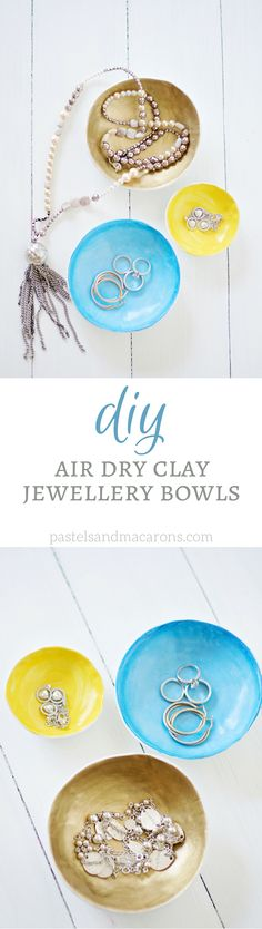 DIY Air Dry Clay Jew