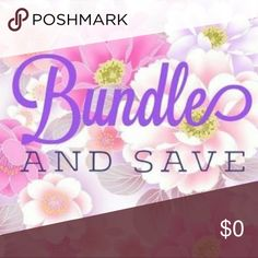 Bundle and Save! Choose what you want and make me an offer! Other