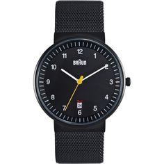 Mens Braun Watch - £125.76