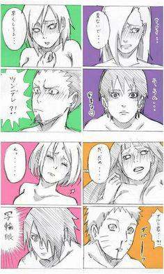Temari&Shicamaru, Sai&Ino, Sasuke&Sakura, Naruto&Hinata