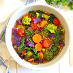 Cleansing Detox Soup  - Redbook.com