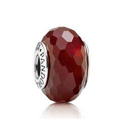 Pandora Red Fascinating Charm $45 #Pandora #Charm #Gift