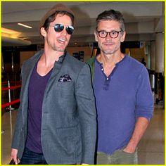 Matt Bomer & Simon Halls Are One Happy Jet-Setting Couple!