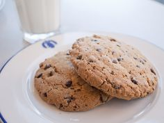 Chia Seed Chocolate Chip Cookies