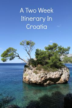We had an amazing family friendly 2 week holiday in Croatia. Check out our 2 week Croatia itinerary.