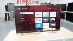 The TCL Roku TV is a passable budget LED TV. It has decent picture quality, and it sports some of the best smart features available. Smart Tv, Smart Home, 50 Inch Tvs, Home Tv, Mounted Tv, Best Tv, Led Tvs, Nerd, People Shopping