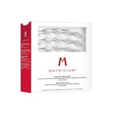 Bioderma Matricium es un potentísimo tratamiento regenerador de la piel que favorece la recuperación cutánea en pieles irritadas o alteradas por lesiones cutáneas superficiales. Las células recuperan el poder de regeneración como el de una piel de 20...