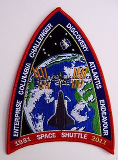 Space Shuttle Program 1981-2011 | Enterprise, Columbia, Challenger, Discovery, Atlantis, Endeavour