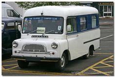 Bedford CA MkII front Dormobile Ambulance.jpg (1054×712)