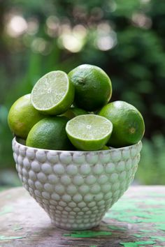 Key Lime, Fresh Fruit, Berries, Baking, Limes, Food, Image, Bakken, Essen