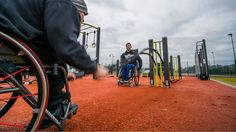 Lappset Inclusive Sport - Design for all Paralympic Athletes, Street Workout, Sports Equipment, Physical Education, Followers, Range, Community, Training, Facebook