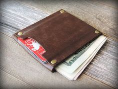 Personalized your initials FREE !!!  ===================================================================  This wallet quality handmade from
