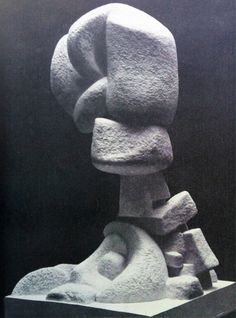 Otto Freundlich, Ascension, 1929