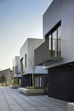 Gaëtan Le Penhuel Architectes, Sergio Grazia · 48 Logements à Vitry sur Seine (94) · Divisare