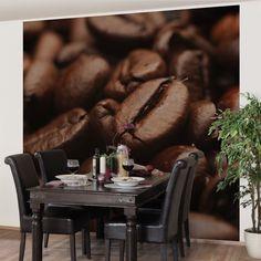 Vliestapete Küchentapeten Arabica Coffee IV - Fototapete Quadrat Vlies Tapete in Möbel & Wohnen,Dekoration,Bilder & Drucke | eBay